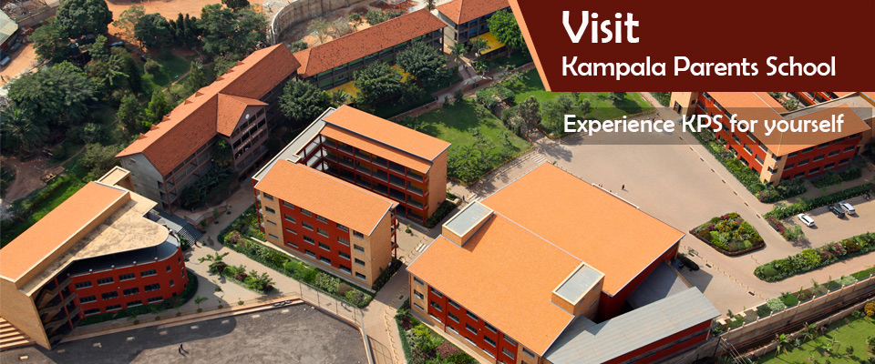 View Kampala Parents from the Sky