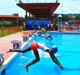 Student Diving