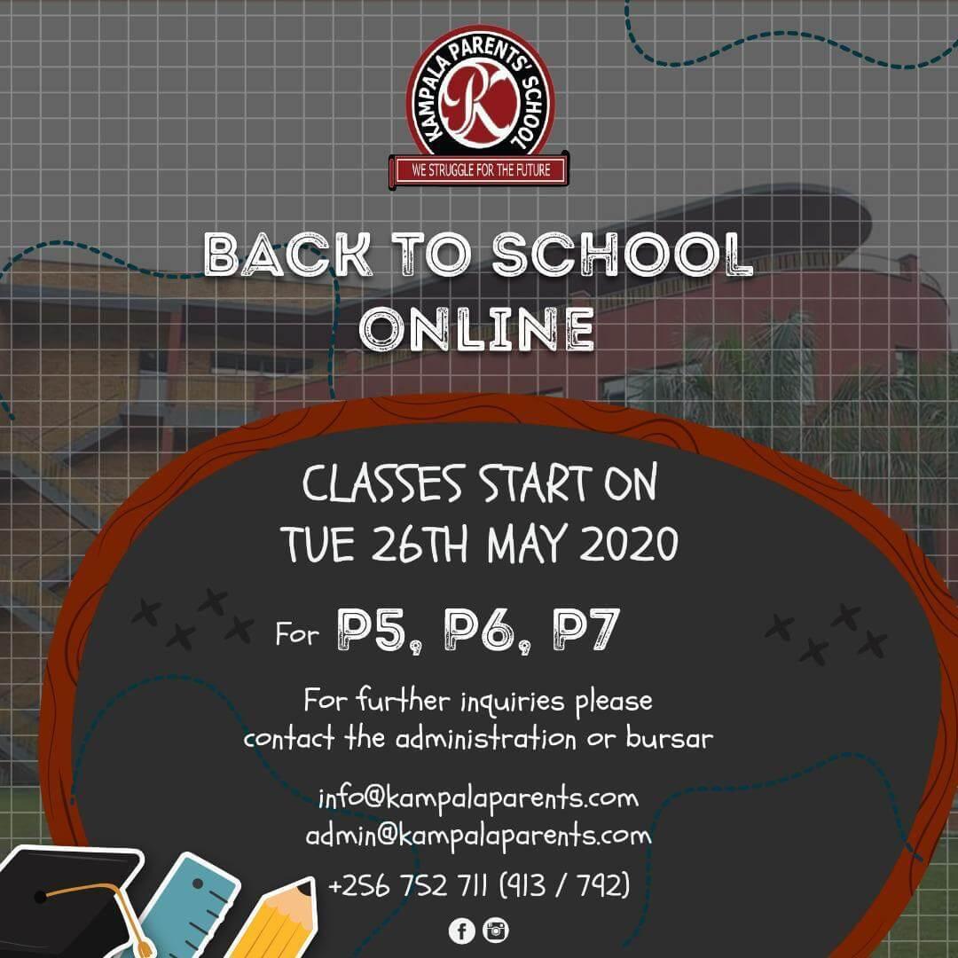 P5, P6, P7 Online Classes
